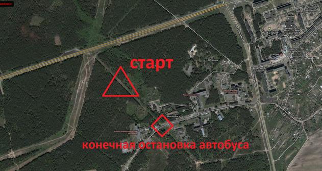 Обзор района